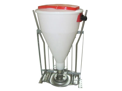 Dry and Wet Feeder